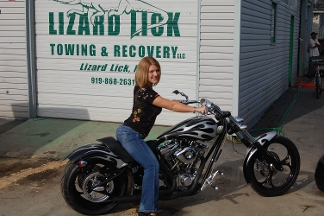 Picture of Lizard lick towing - #3