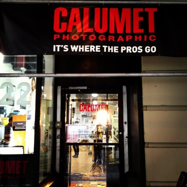 Calumet Photographic INC