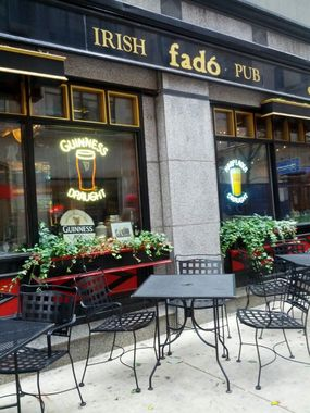 Fado Irish Pub & Restaurant - Philadelphia