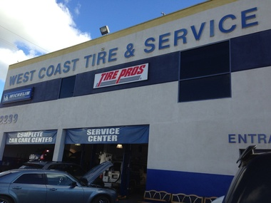 Bob & Scott's West Coast Tire