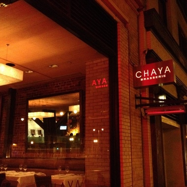 Chaya Brasserie