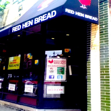 Red Hen Bread