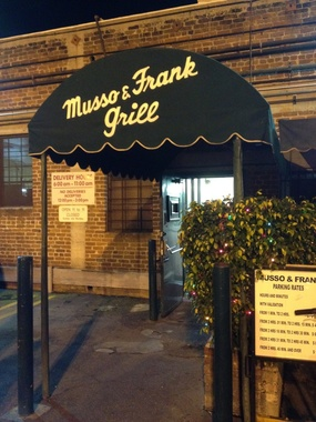 Musso &amp; Frank Grill
