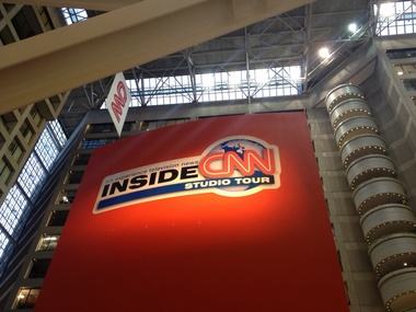 Cnn Studio Tours
