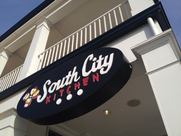 South City Kitchen Vinings