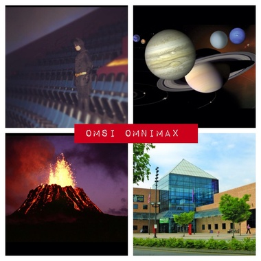 OMSI Omnimax Theatre