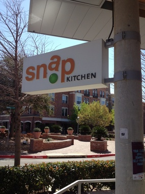 Snap Kitchen Triangle