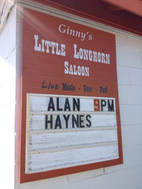 Ginny&#039;s Little Longhorn Saloon