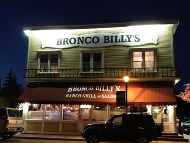 Bronco Billy&#039;s Ranch Grill