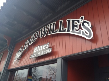Blind Willie&#039;s