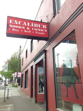 Excalibur Books & Comics