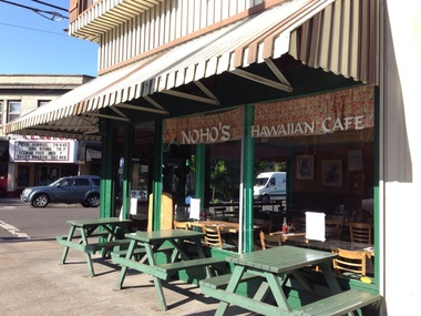 Noho's Hawaiian Cafe