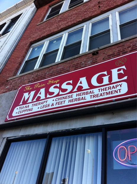 Pain Stop Massage Therapy