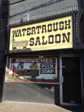 Watertrough Saloon