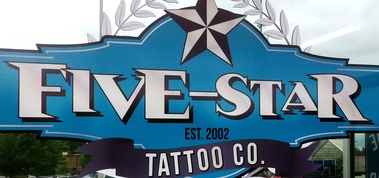 Five Star Tattoo Co