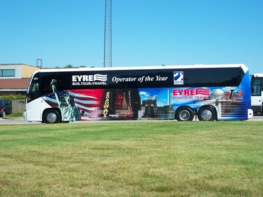 Eyre Bus, Tour & Travel