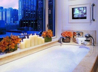 Peninsula Spa Chicago Hotels