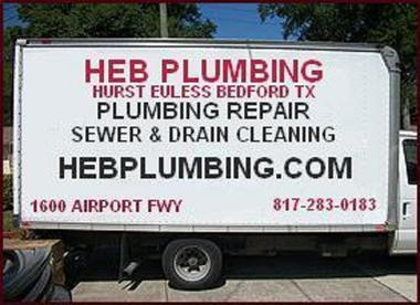 Heb Plumbing Sewer &amp; Drain Service