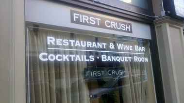 First Crush Restaurant Wine Bar &amp; Lounge
