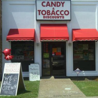 Candy & Tobacco Discounts