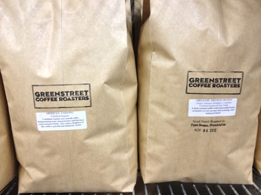 GreenStreet Coffee Roasters