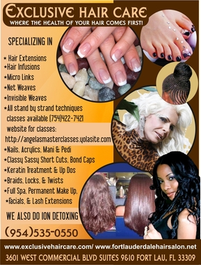 Exclusive Hair Care Inc