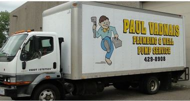Paul Vadnais Plumbing Sewer