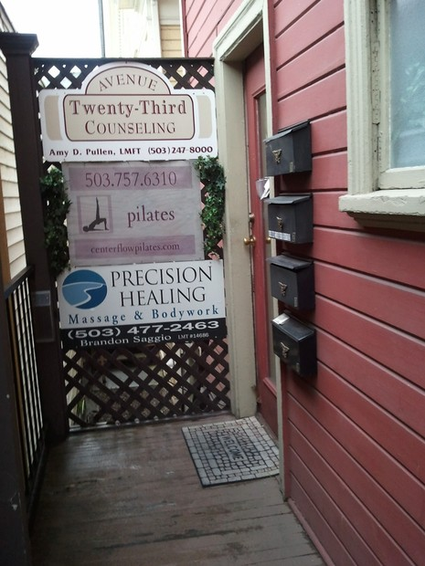 Precision Healing Massage