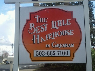 Best Little Hair House of Gresham