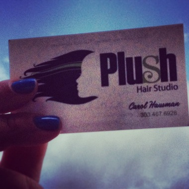 Plush Hair Studio