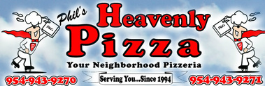 Phil's Heavenly Pizza