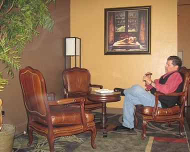 Casa Belicoso Cigar Lounge