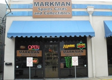 Markman Sports Cards &amp; Collectibles