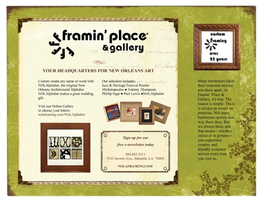 Framin' Place & Gallery