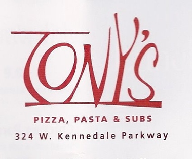 Tony&#039;s Pizza &amp; Pasta