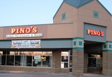 Pino&#039;s Italian Restaurant