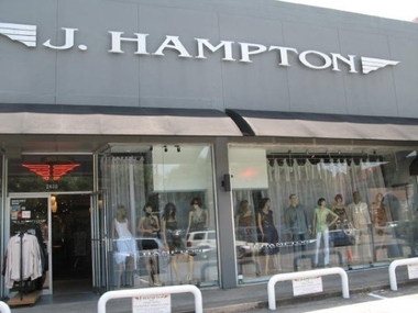 J Hampton Clothing