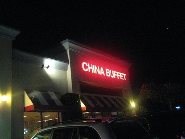 China Restaurant Buffet