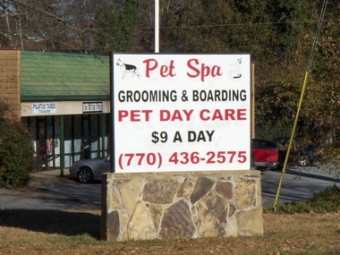 Pet Spa At Vinings