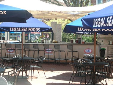 Legal Sea Foods - Charles Square