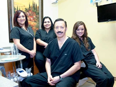 Edward J Camacho, DDS - Cosmetic Dentistry of San Antonio