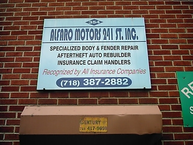 Alfaro Motors 241st Street INC