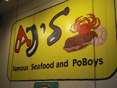 A J&#039;s Famous Seafood &amp; Po Boys