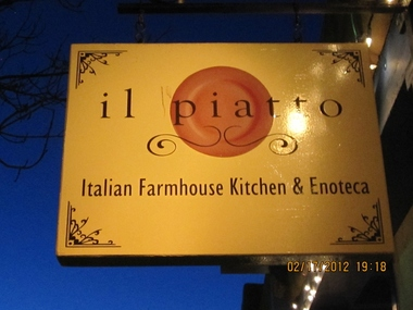 Il Piatto Italian Farmhouse Kitchen and Enoteca