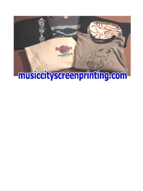 Music City Silk Screen Printing