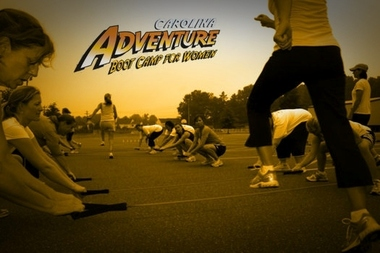 Carolina Adventure Boot Camp