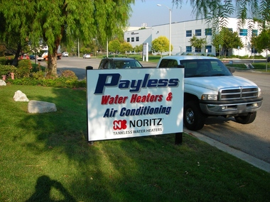 A Payless Water Heaters &amp; Tankless Water Heaters