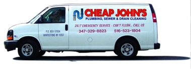 Cheap John's Sewer & Drain Cleaning