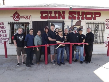 Accuracy Gun Shop Inc