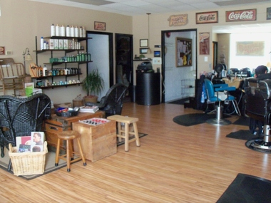 Holly Springs Barber Shop
